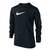 Boy`s Legend Long Sleeve Tennis Top 010_BLACK