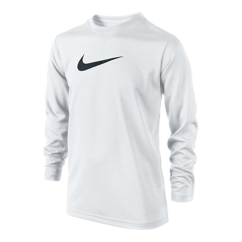 Boy`s Legend Long Sleeve Tennis Top