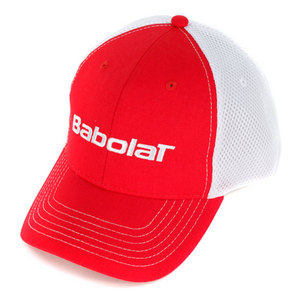 BABOLAT TRUCKER TENNIS HAT RED