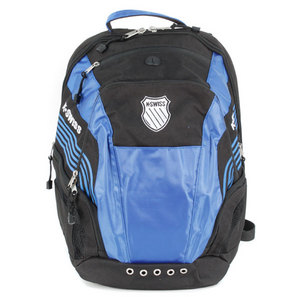 K-SWISS MEDIUM TRAINING BACKPACK BLACK/BLUE