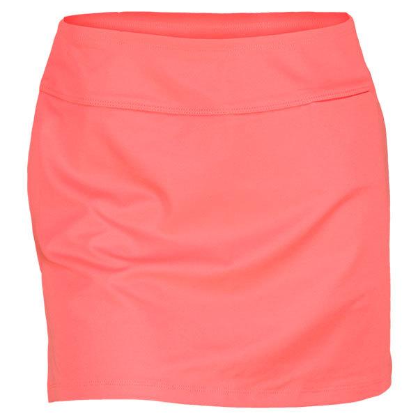 Women's Tennis Skort Coral Glow
