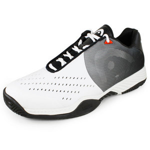 HEAD MENS SPEED III TEAM SHOES WHITE/BK/COPPR