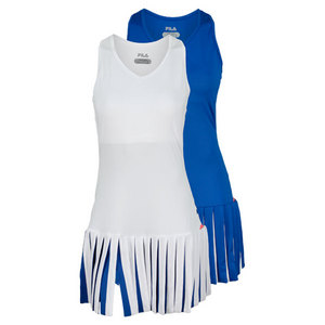 FILA WOMENS HERITAGE RACERBACK CARWASH DRESS