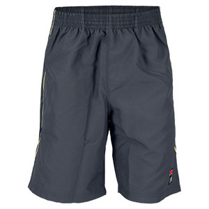 FILA MENS TOUR PIPED TENNIS SHORT