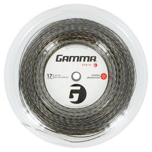 GAMMA FTX 17G TENNIS STRING REEL BLACK