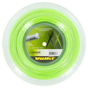 V Torque 17G Tennis String Reel Neon Green