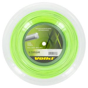 V Torque 18G Tennis String Reel Neon Green
