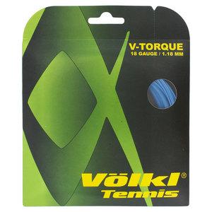 VOLKL V TORQUE 18G TENNIS STRING NEON BLUE