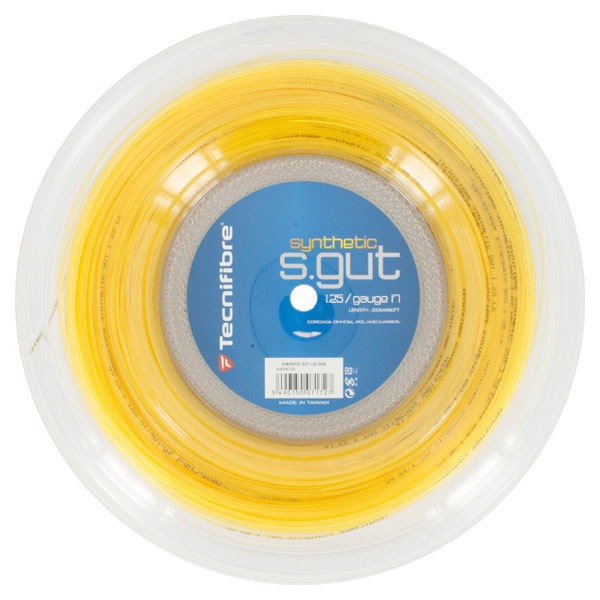 Synthetic 17g Reel Gold