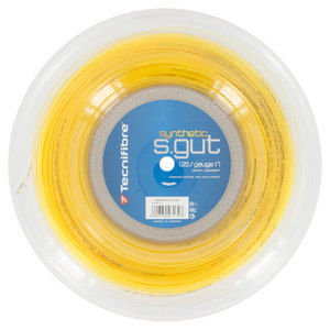 TECNIFIBRE SYNTHETIC 17G REEL GOLD