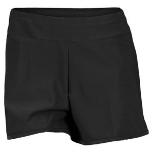ELIZA AUDLEY WOMENS TENNIS SHORT BLACK