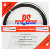 POLY STAR Poly Star Energy 16G Tennis String Black