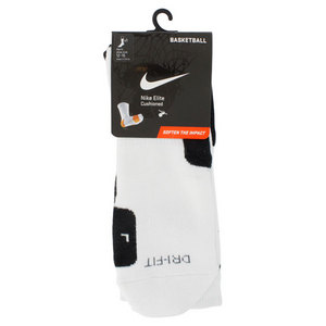 NIKE MENS ELITE CUSHIONED CREW SOCKS XL
