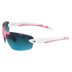 SOLAR BAT VICTORY 34 SUNGLASSES WHITE/PINK