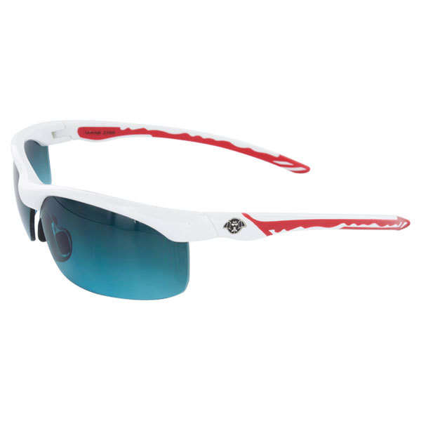 Pro 23 Sunglasses White/Red