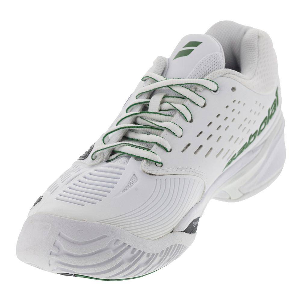 babolat mens sfx wimbledon tennis shoes