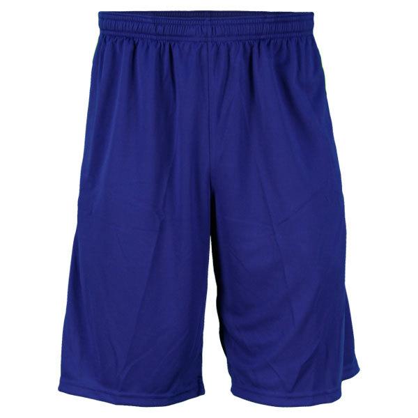 Men's Multiplier Shorts Caspian/High Vis Yellow