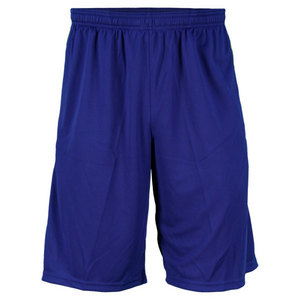 UNDER ARMOUR MENS MULTIPLIER SHORTS CASPIAN/HIGH VIS