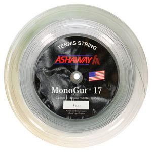 ASHAWAY MONOGUT 17G 660FT STRING REEL SILVER