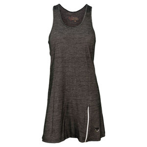 VICKIE BROWN WOMENS CARGO TENNIS DRESS BLACK DENIM