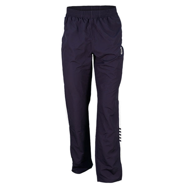 Men's Inset Warm Up Tennis Pant Navy/White (Large Only)