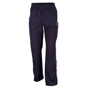Men`s Inset Warm Up Tennis Pant Navy/White (Large Only)