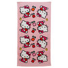 30 Inch X 60 Inch Print Tennis Towel by HELLO KITTY