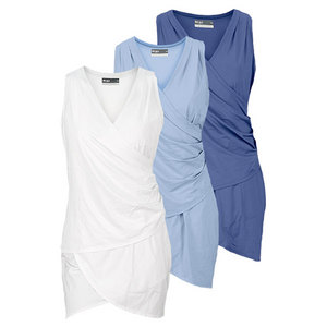 LIJA WOMENS TRANQUIL WRAP TENNIS DRESS