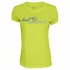 WILSON Women`s Ball Buster Tennis Tee Cyber Green