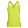 WILSON Women`s Tour Tennis Tank Cyber Green