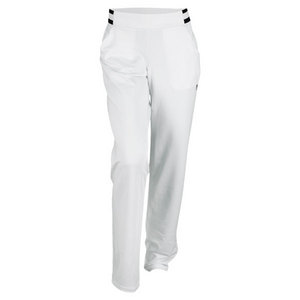 WILSON WOMENS SWEET SPOT TENNIS PANT WHITE