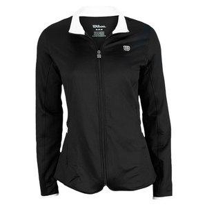Women`s Sweet Success Tennis Jacket Black