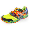 Men`s Gel Noosa Tri 8 Runnning Shoes Yellow/Multi by ASICS
