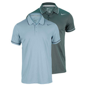 NIKE MENS BASELINE TENNIS POLO