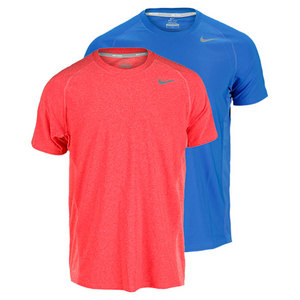 NIKE MENS ADVANTAGE UV TENNIS CREW