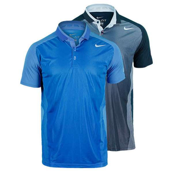 Men's Premier Roger Federer Tennis Polo
