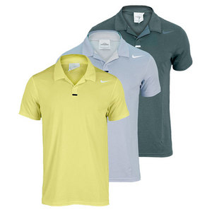 NIKE MENS REVERSIBLE COTTON TENNIS POLO