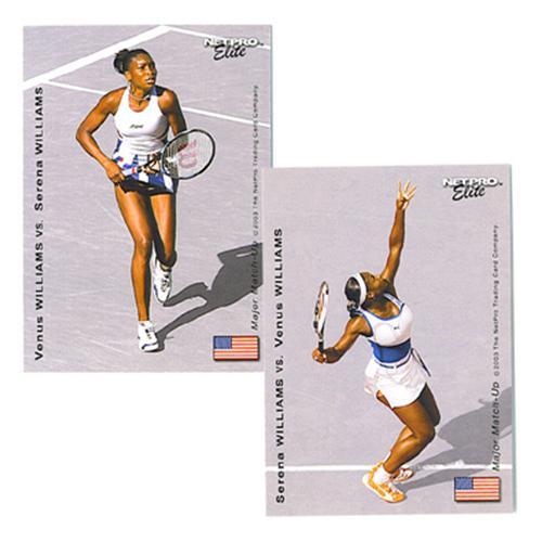 Venus Vs Serena Major Match Up
