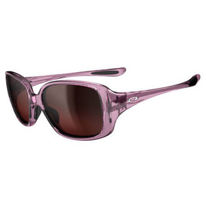 OAKLEY WOMENS LBD SUNGLASSES PINK AND BLACK