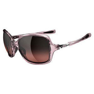 OAKLEY WOMENS OBSESSED SUNGLASSES PNK AND BLK