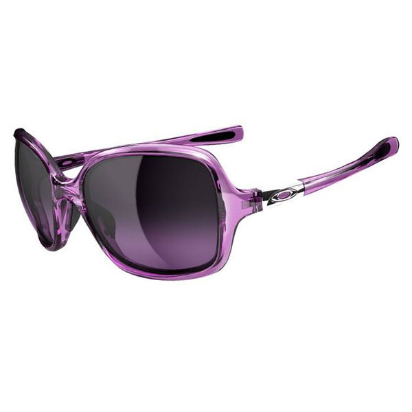 Women`s Obsessed Sunglasses Crystal Iris and Black