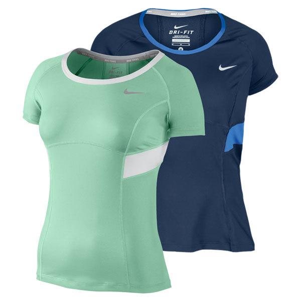 Women's Power Short Sleeve Tennis Top
