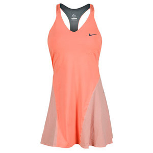 NIKE WOMENS PREMIER MARIA DRESS ATOMIC PINK
