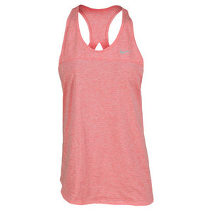 NIKE WOMENS DF REVERSIBLE KNIT TANK FUSION RD