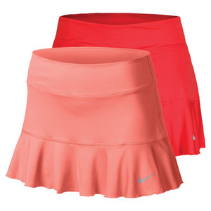 NIKE WOMENS FLOUNCE KNIT TENNIS SKIRT