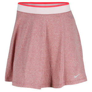 NIKE WOMENS HIGH WAISTED KNIT SKIRT PK SMOKE