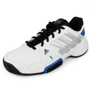 adidas JUNIORS ADIPOWER BARRICADE TEAM SHOES WH