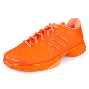 Women`s Stella McCartney Barricade Tennis Shoes Orange
