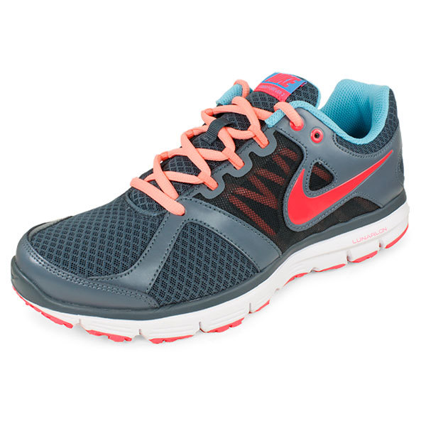 Women's Lunar Forever 2 Running Shoes Blue And Pink