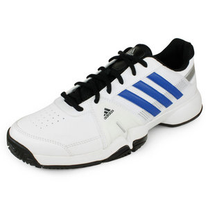 adidas MENS ADIPOWER BARRICADE TEAM 3 SHOES WH